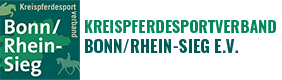 Logo Kreispferdesportverband/Bonn-Rhein-Sieg