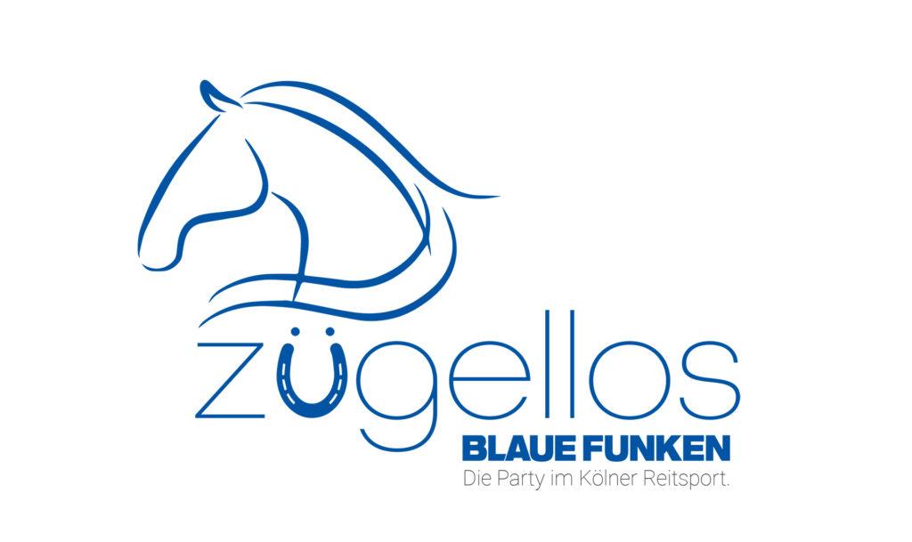 """Logo der Party """"Zügellos"""""""